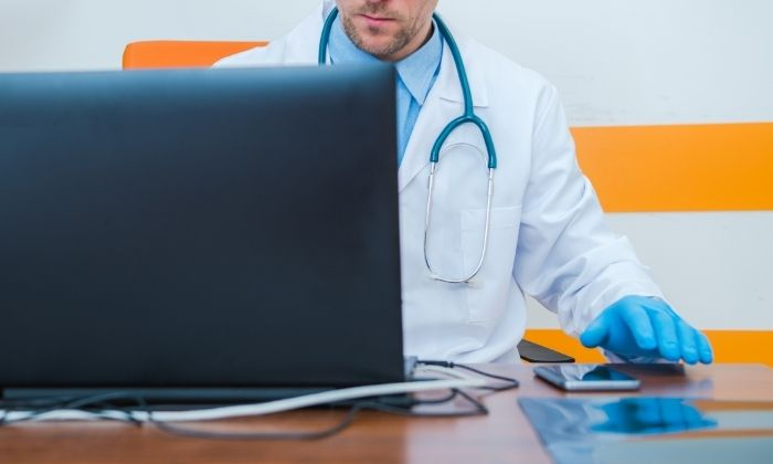 The Exceptional Importance of Computers in the Health Sector