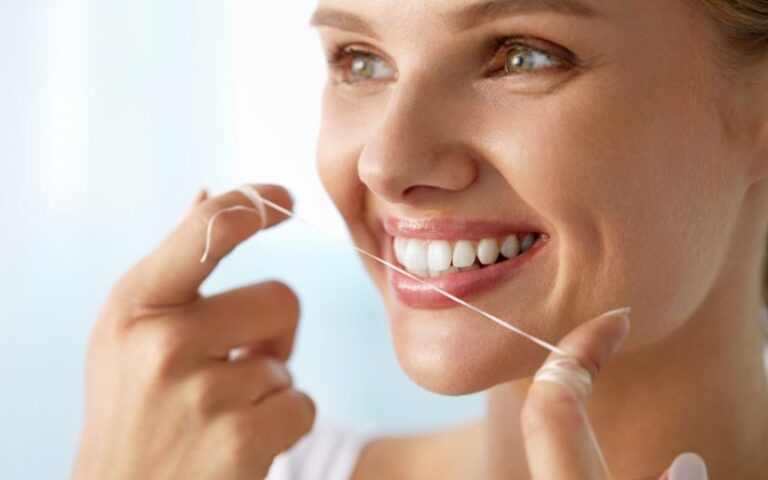 Five Tips For Healthy Teeth